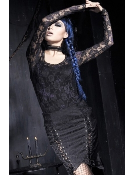 Gothic syren  skirt