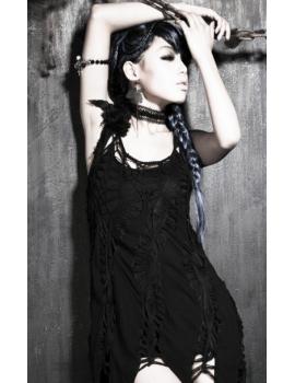 Rochie gotica rock night