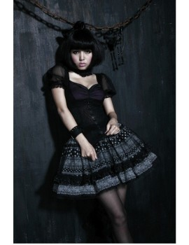 Bluza Lolita Passion Mov