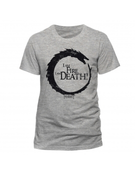 Tricou The Hobbit Gray