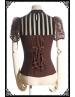 Bluza Steampunk Melisandre Brown