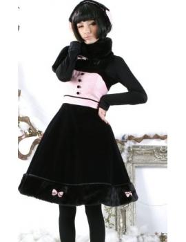 Rochie Lolita Pink Bunny