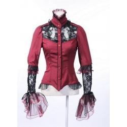 Bluza Gotica Red Vampire