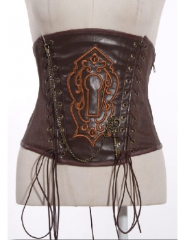 Corset Steampunk The Secret Key