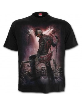 ROCK STAGE FRIGHT T-SHIRT