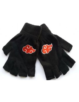 Naruto anime fingerless gloves no.2