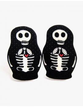 Cercei Skull Doll