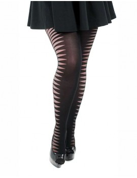Side Slash Tights
