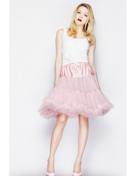 Medium HellBunny Light Pink Tutu