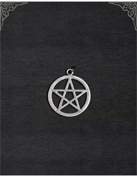 Pandantiv Pentagramă Vrăjitoare
