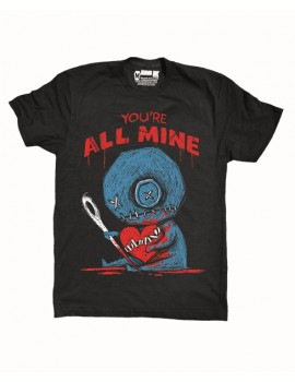 you're all mine t-shirt men