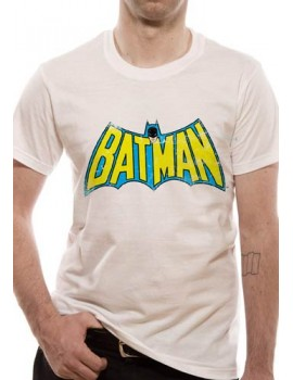 TRICOU Batman - Retro Logo