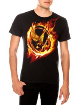 TRICOU HUNGER GAMES