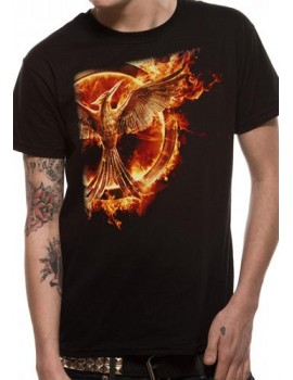 cid hunger games t-shirt