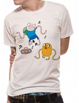 tricou Adventure Time - Radio