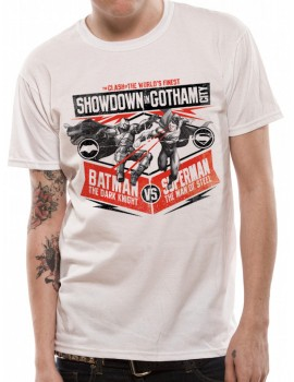 tricou Batman V Superman - Showdown In Gotham
