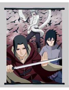Naruto wallscroll 3