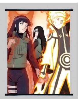 Naruto wallscroll 4