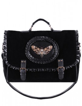 Black Moth gothic bag