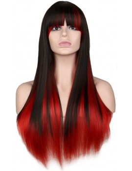 Wig in two colors 1