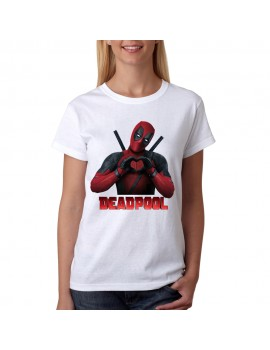 tricou deadpool 4