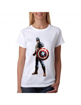 captain america t-shirt 1