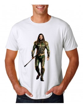 2 Aquaman t-shirt