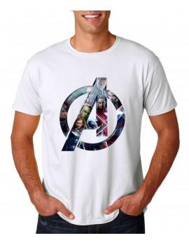 2 avengers t-shirt
