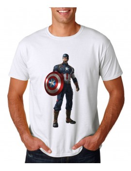 1 captain america t-shirt