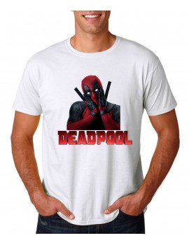 1 tricou deadpool