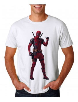 2 deadpool t-shirt