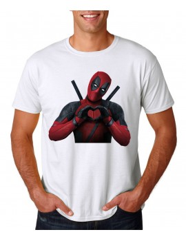 3 tricou deadpool