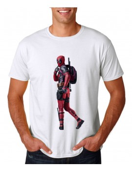 4 tricou deadpool