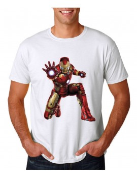 1 iron man t-shirt