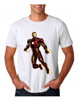 2 iron man t-shirt
