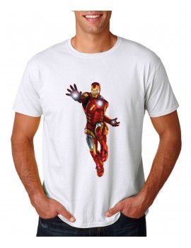 3 iron man t-shirt