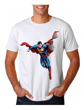 1 superman t-shirt