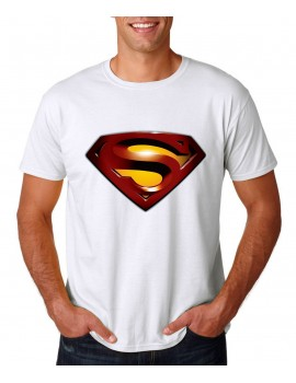 2 superman t-shirt