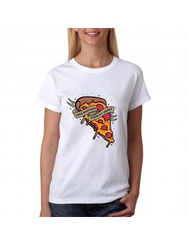 Tricou pizza love
