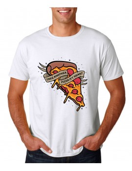 Tricou love pizza