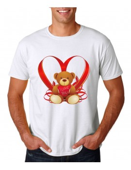 tricou love teddy