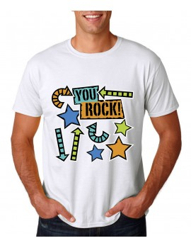 TRICOU YOU ROCK
