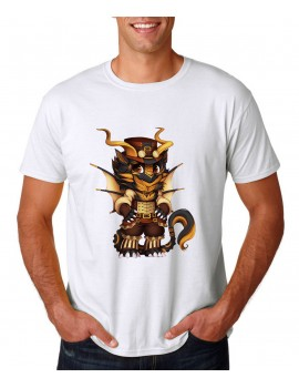 T-SHIRT STEAMPUNK MUSKETEER