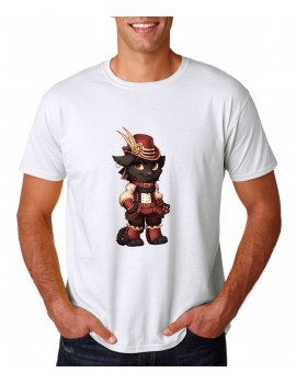 T-SHIRT  STEAMPUNK 2