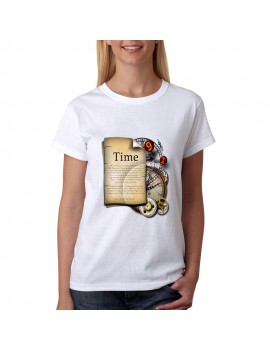 TRICOU  STEAMPUNK TIME 1