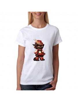 T-SHIRT  STEAMPUNK 3