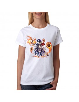 T-SHIRT ANIME WITCH