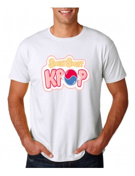 T-SHIRT  K-POP