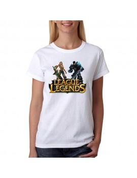 T-SHIRT  LEAGUE OF LEGENDS
