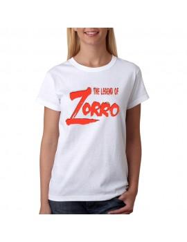 T-SHIRT ZORRO